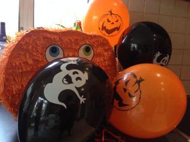 piñata balloons