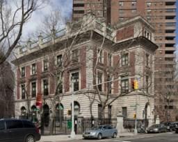 New York Public Library, Seward Park branch, 192 East Broadway, Manhattan.