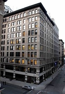 The Brown Building, former location of the Triangle Shirtwaist Factory.  Image credit:  U.S. Department of Labor