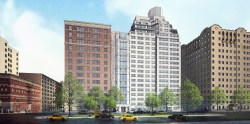 Architect rendering of the new 807 Park Avenue. Image credit: PBDW ARchitects