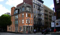 Architect rendering of the 327 Bleecker Street proposal. Image credit: FSI Architecture