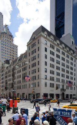 Bergdorf Goodman department store in Midtown Manhattan. Image credit: LPC