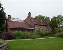 Staten Island's Dutch Colonial Lakeman House was prioritized despite staff's recommendation that it be decalendared. Image credit: LPC