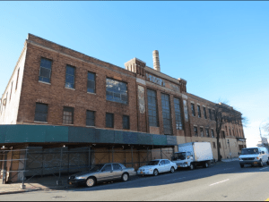 Empire State Dairy Company Buildings. Image Credit: LPC.