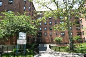 Boulevard Houses in East NY, Brooklyn. Image Credit: NYCHA