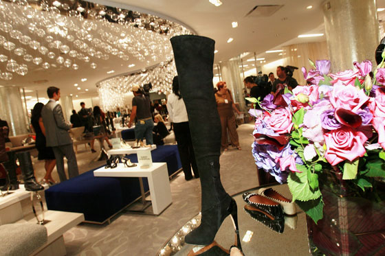 from nymag.com saks christmas