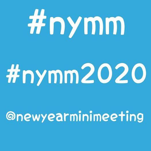 いよいよ明日です️発表会前みたいでドキドキします雨も午前中は降らなさそうですねー、、なんとか天気もって欲しい🥰明日は皆さま投稿する際は#nymm2020もしくは#nymm@newyearminimeetingをいれてインスタ、Facebookなどに投稿してくださいませ皆さまで盛り上げていただけると嬉しいです️