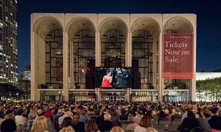 メトロポリタンオペラ、夏のHDフェス「リゴレット」奇抜な演出が楽しかったぁ!
