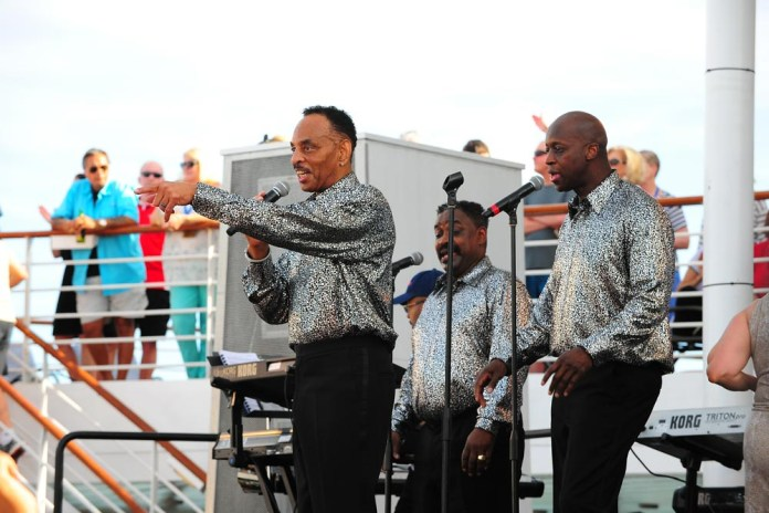 The Trammps Featuring Earl Young