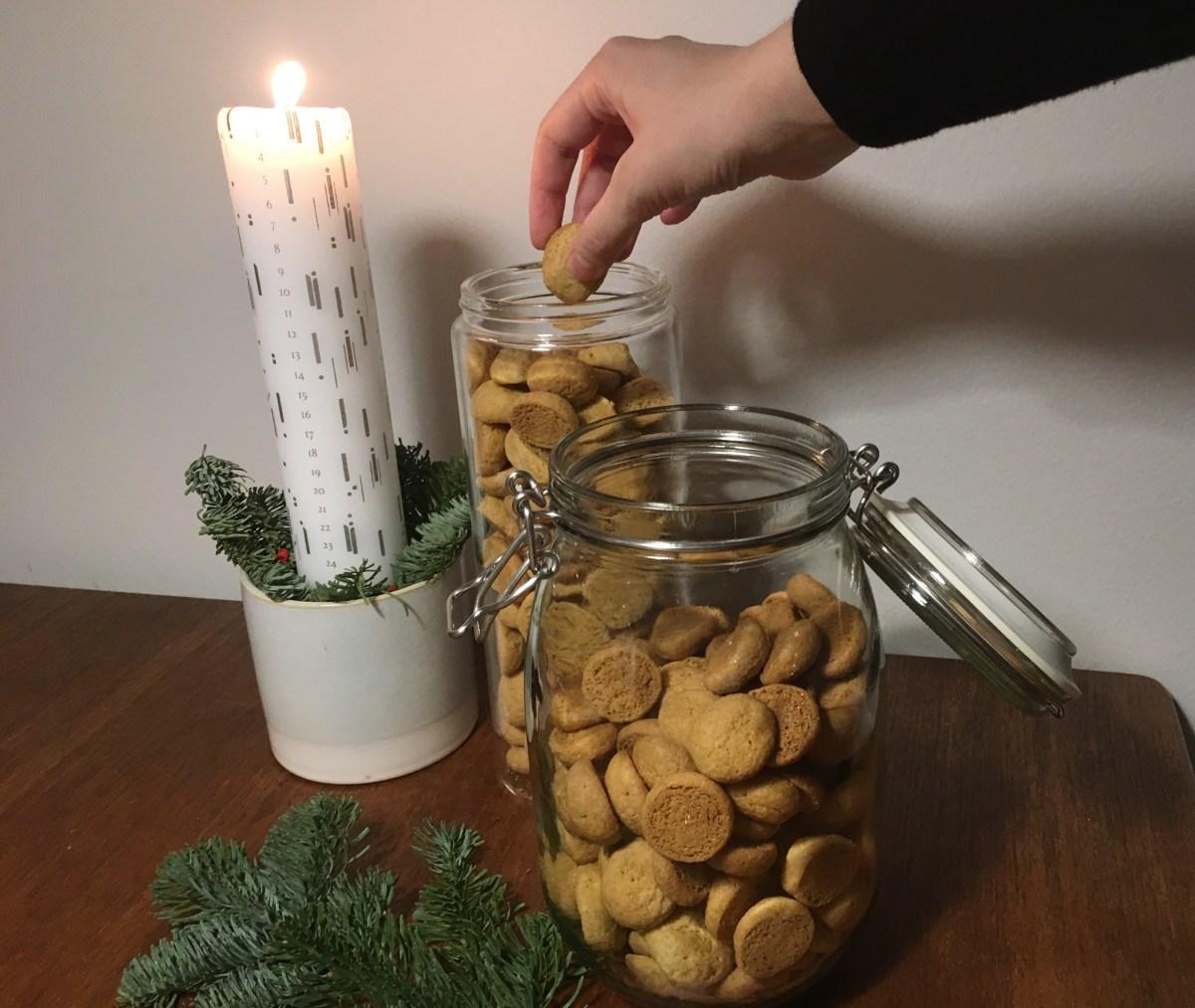 Opskrift på pebernødder - med et twist af citron
