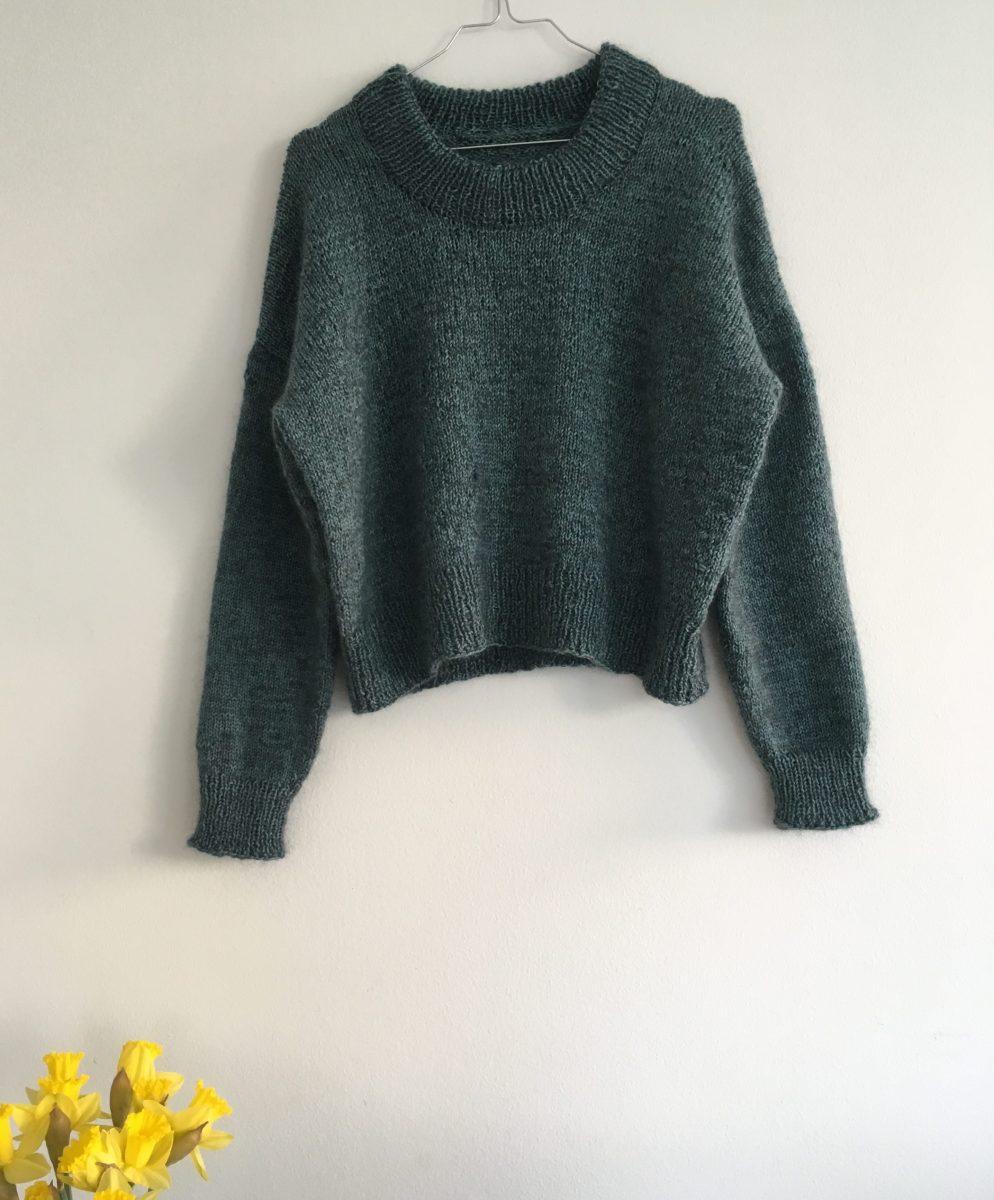 Jeg har strikket: Stockholmsweater