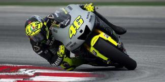 Ilustrasi : Rossi dan M1