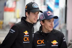 Alex dan Marc Repsol