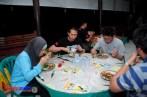 Semalam di Papuma Gala Diner Fun Game Ice Breaking 08