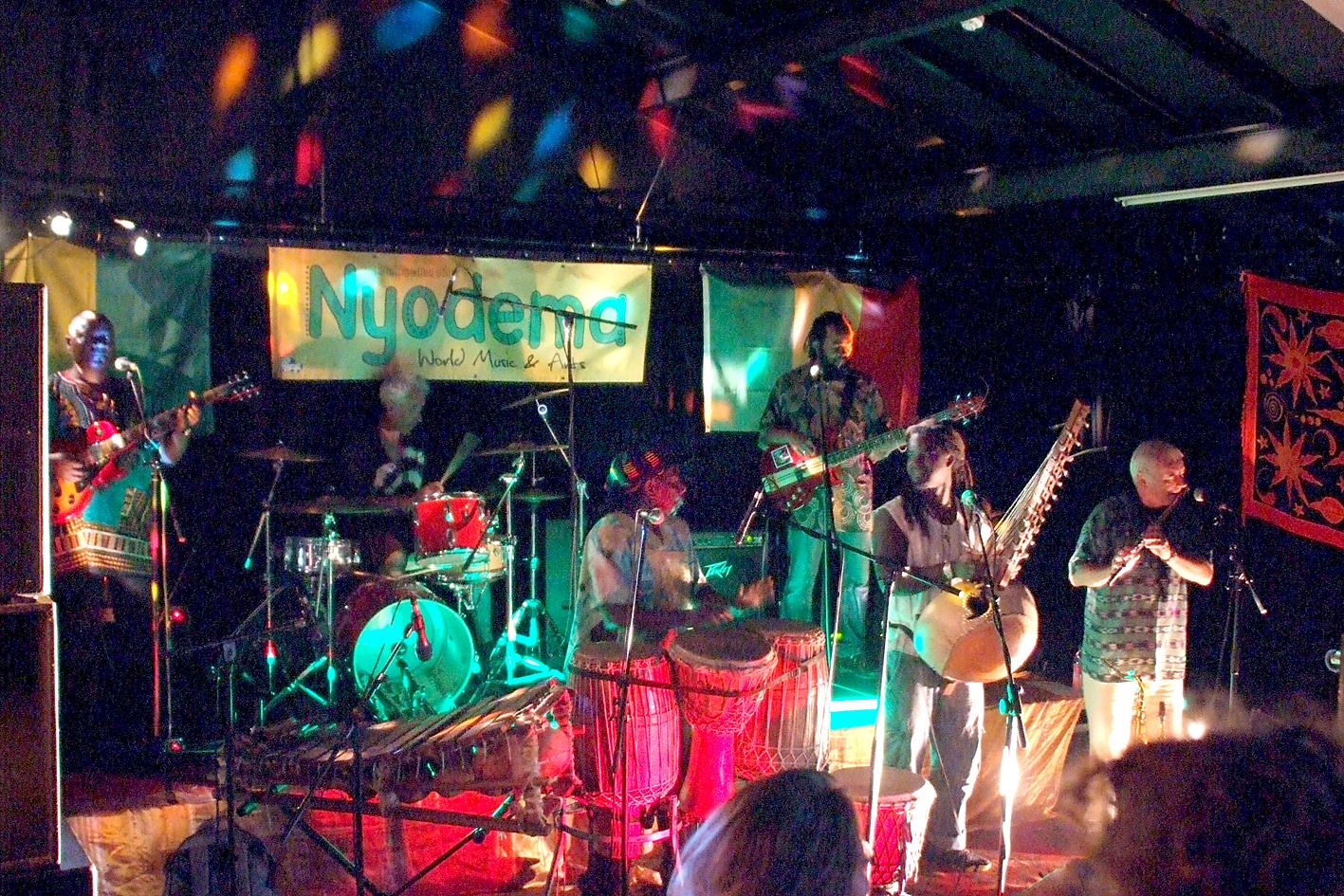 Baraka at Nyodema's Festival 2009