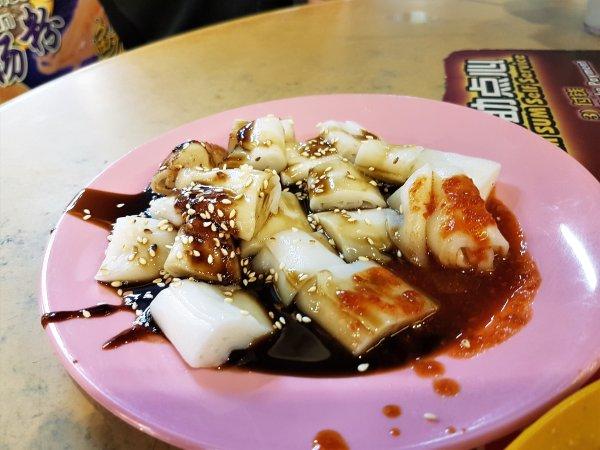 Chee Cheong Fun, Penang, hawker, food, Malaysian