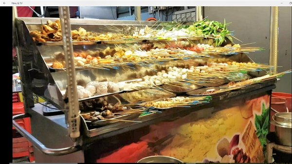 lokl-lok, Penang, seafood, hawker, hot pot,