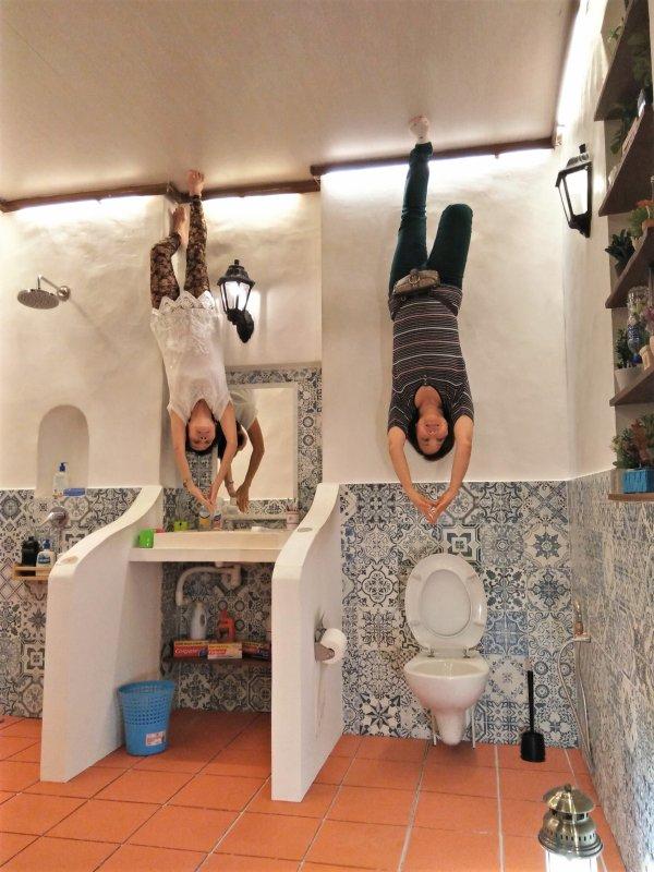 Penang, upside down musuem,