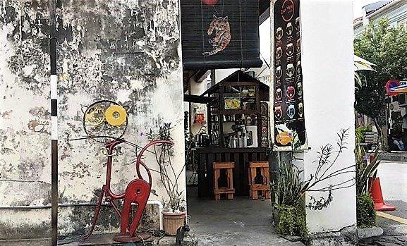 Penang Street Art, George Town.