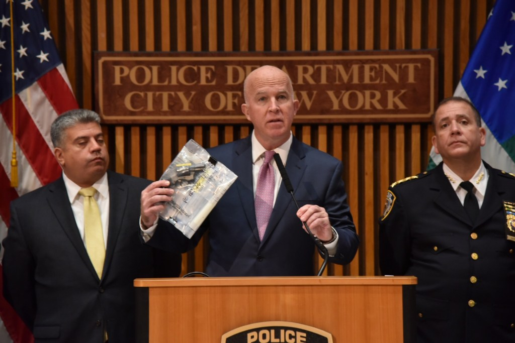 Nineteen Defendants Charged in Three Indictments with Gun