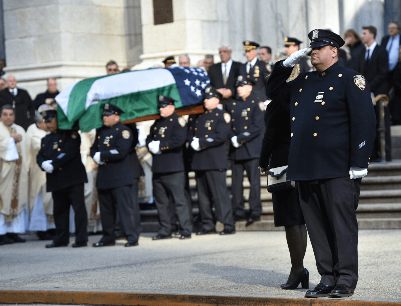 Police Commissioner O'Neill's Eulogy Honoring NYPD Detective