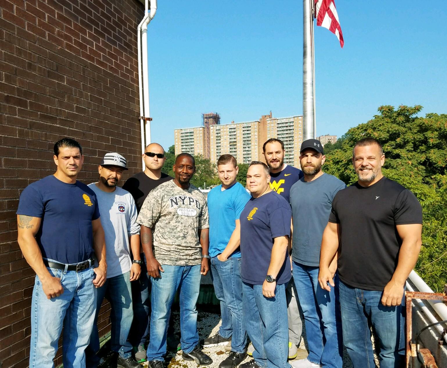 Bronx Violent Felony Squad Tracks Murder Suspect to