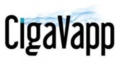 CigaVapp Logo