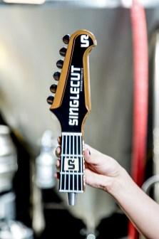 Beer, craft beer, singlecut tap handle,