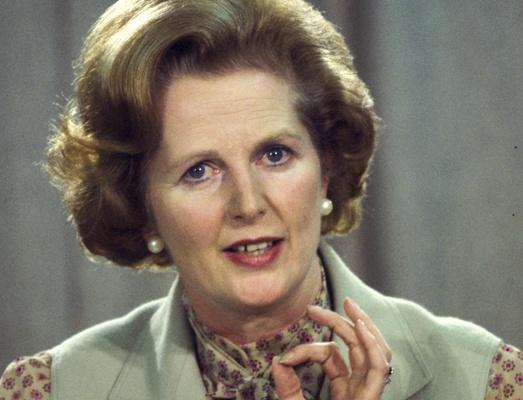 Former UK Prime Minister Margaret Thatcher dies at 87