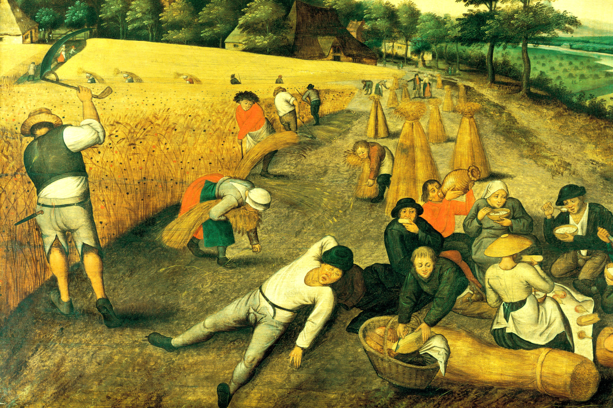 Medieval Peasants Got A Lot More Vacation Time Than You Economist
