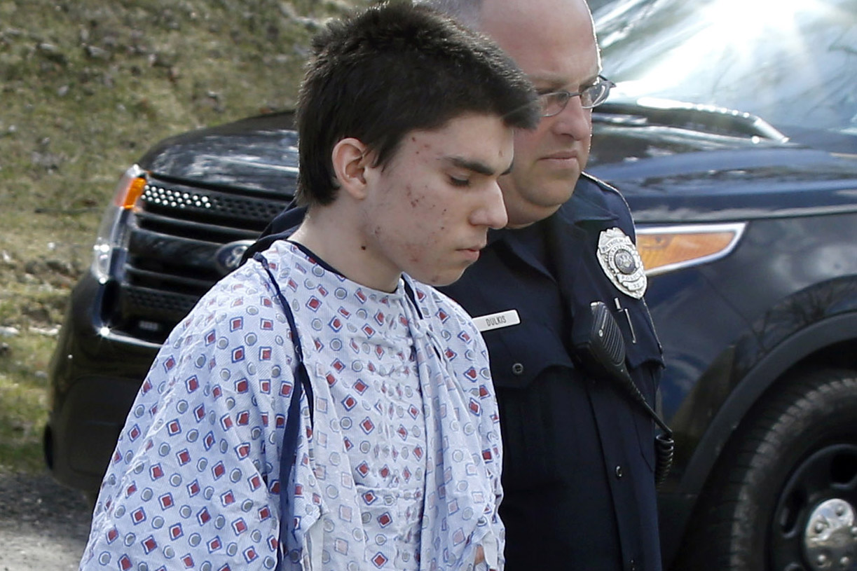 Teen Suspect Charged In School Stab Rampage