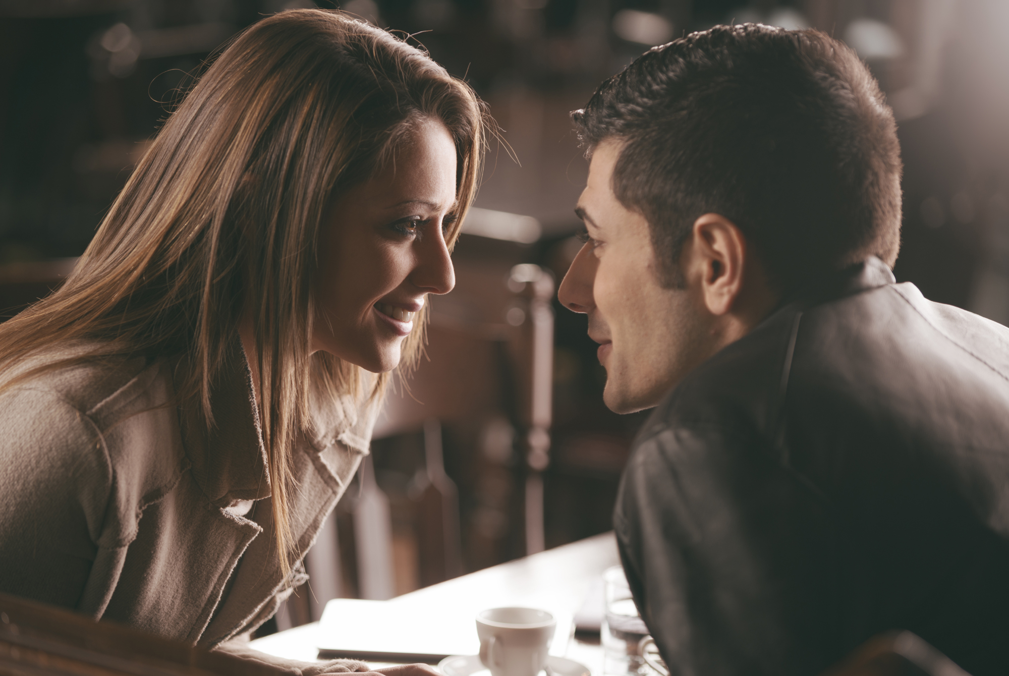 Can a married man flirt with a single woman?