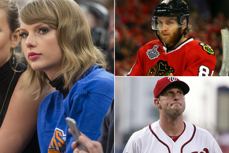 New Sports Fad Blame Taylor Swift