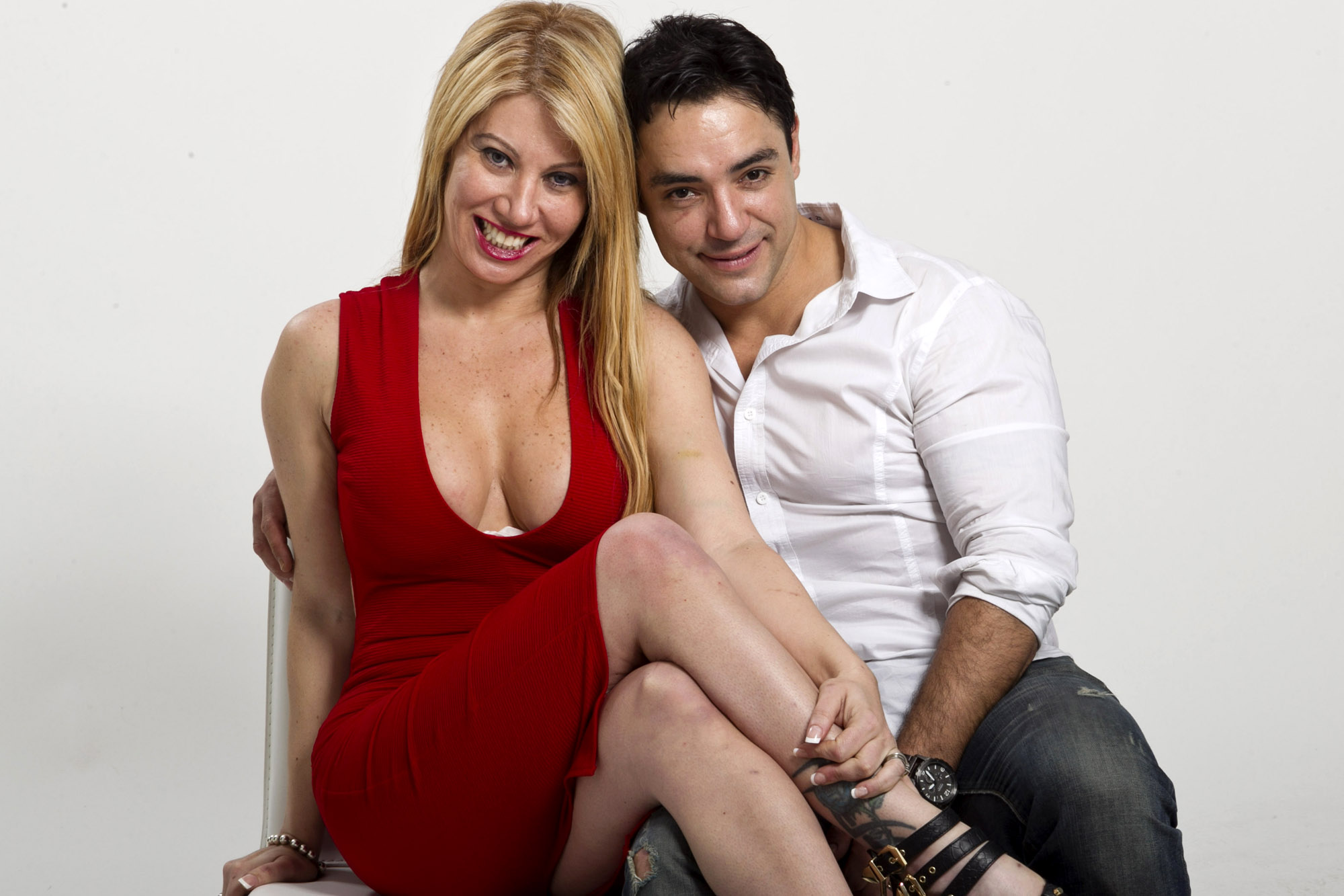 Meet the married couple who gives guys hands-on sex lessons