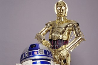 C-3PO and R2-D2 are a false protagonist