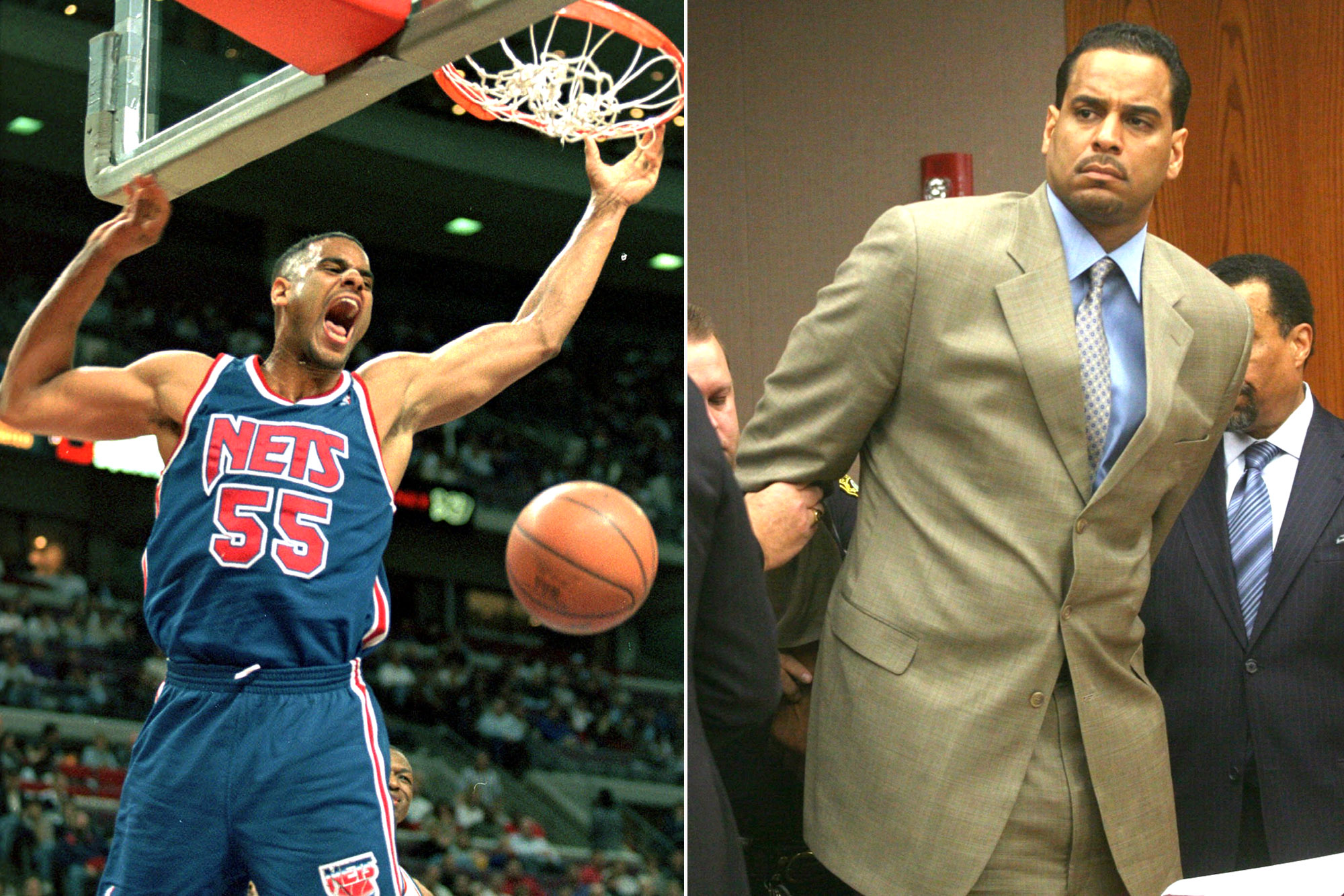 'Haunted' Jayson Williams can't drink enough to forgive ...