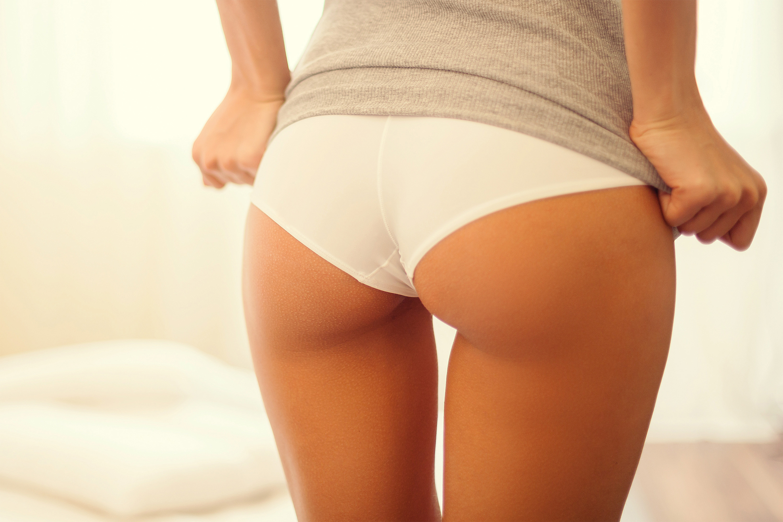 Chuck Old Panties
