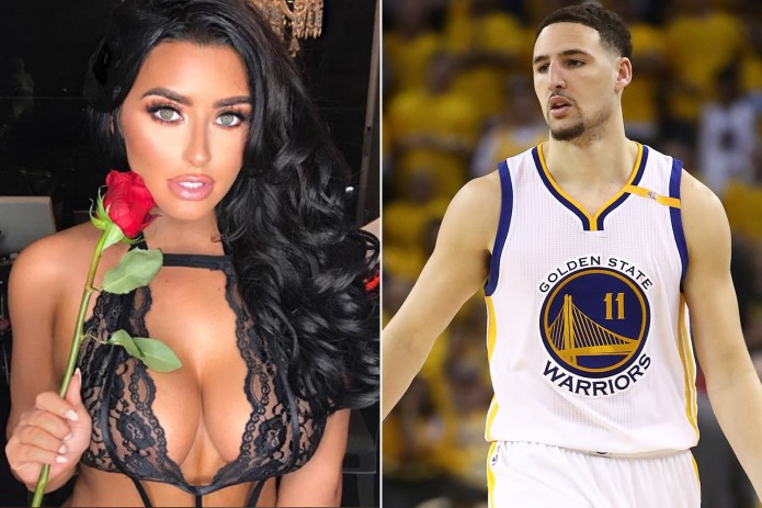 Instagram model's photo opens up basketball boyfriend intrigue
