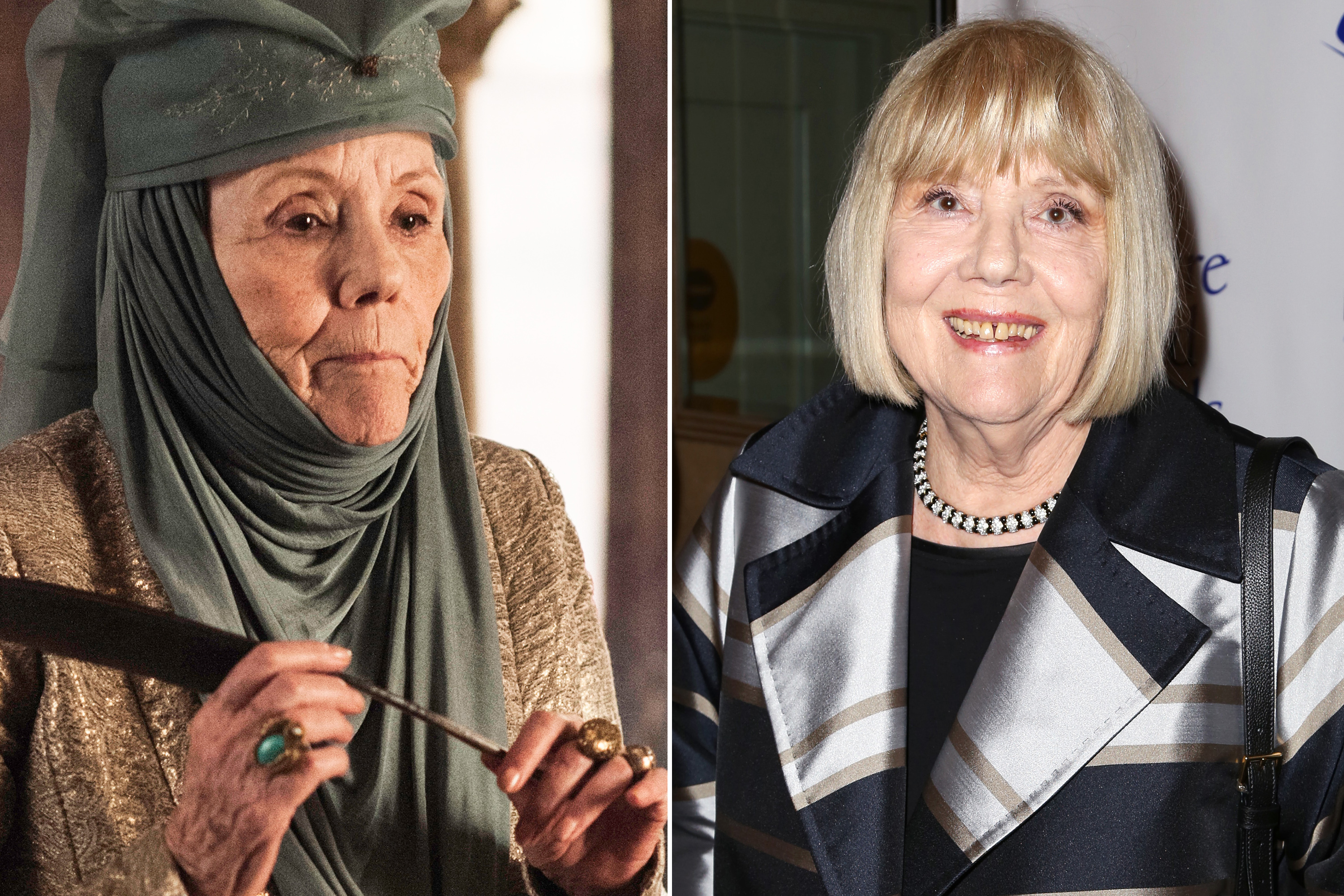 game of thrones star diana rigg is back on broadway game of thrones star diana rigg is
