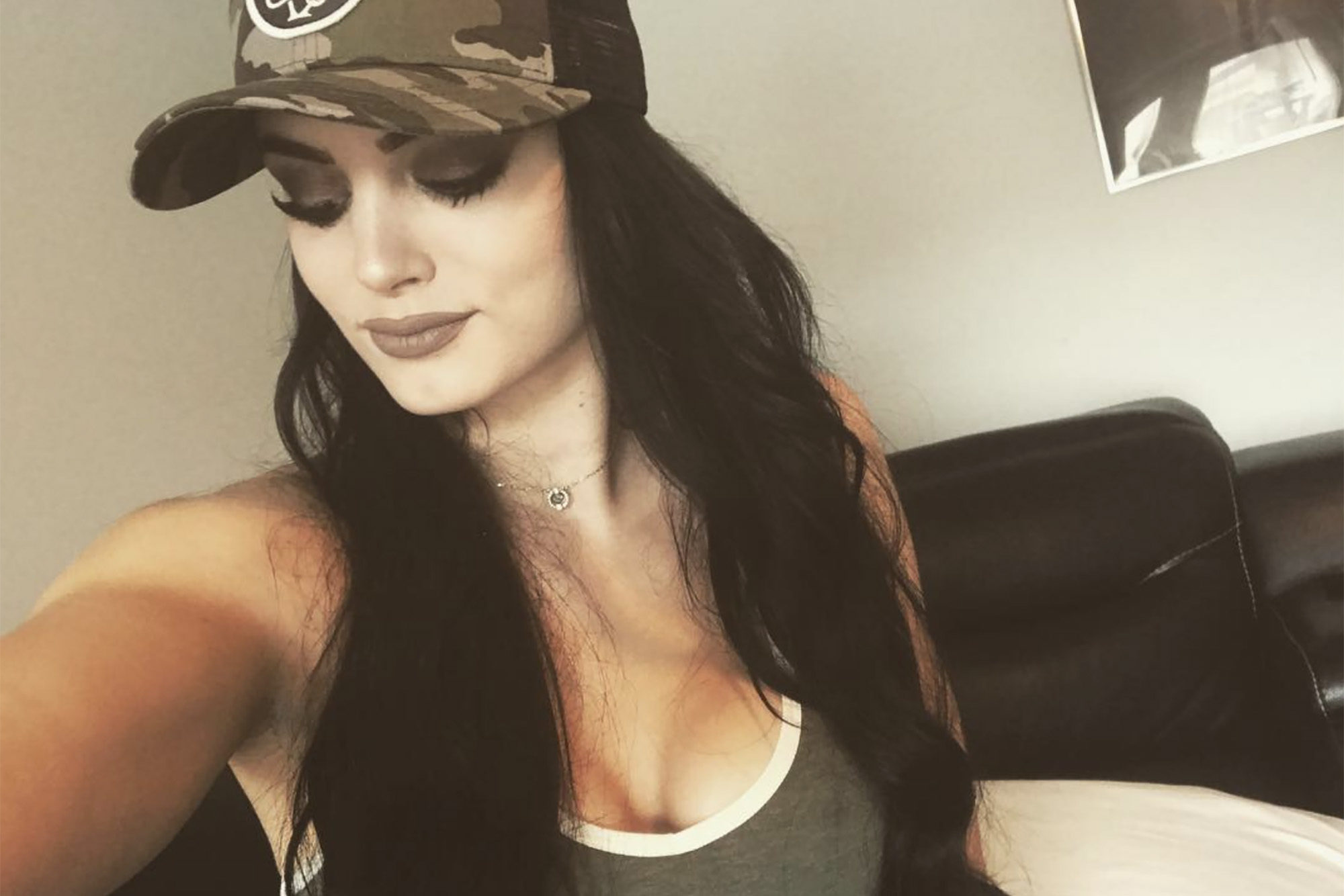 WWEs Paige reveals the horror behind sex tape release