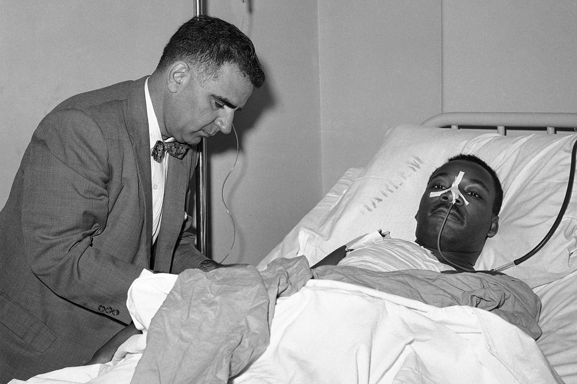 The Fateful Nyc Visit That Left Mlk Prepared To Die