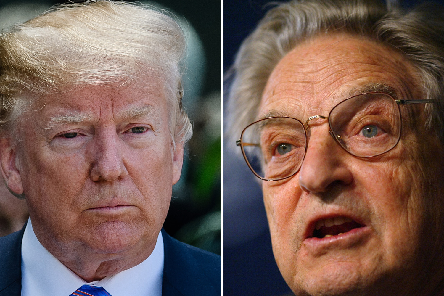 """Donald Trump is """"willing to destroy the world"""": George Soros tells  Washington Post"""