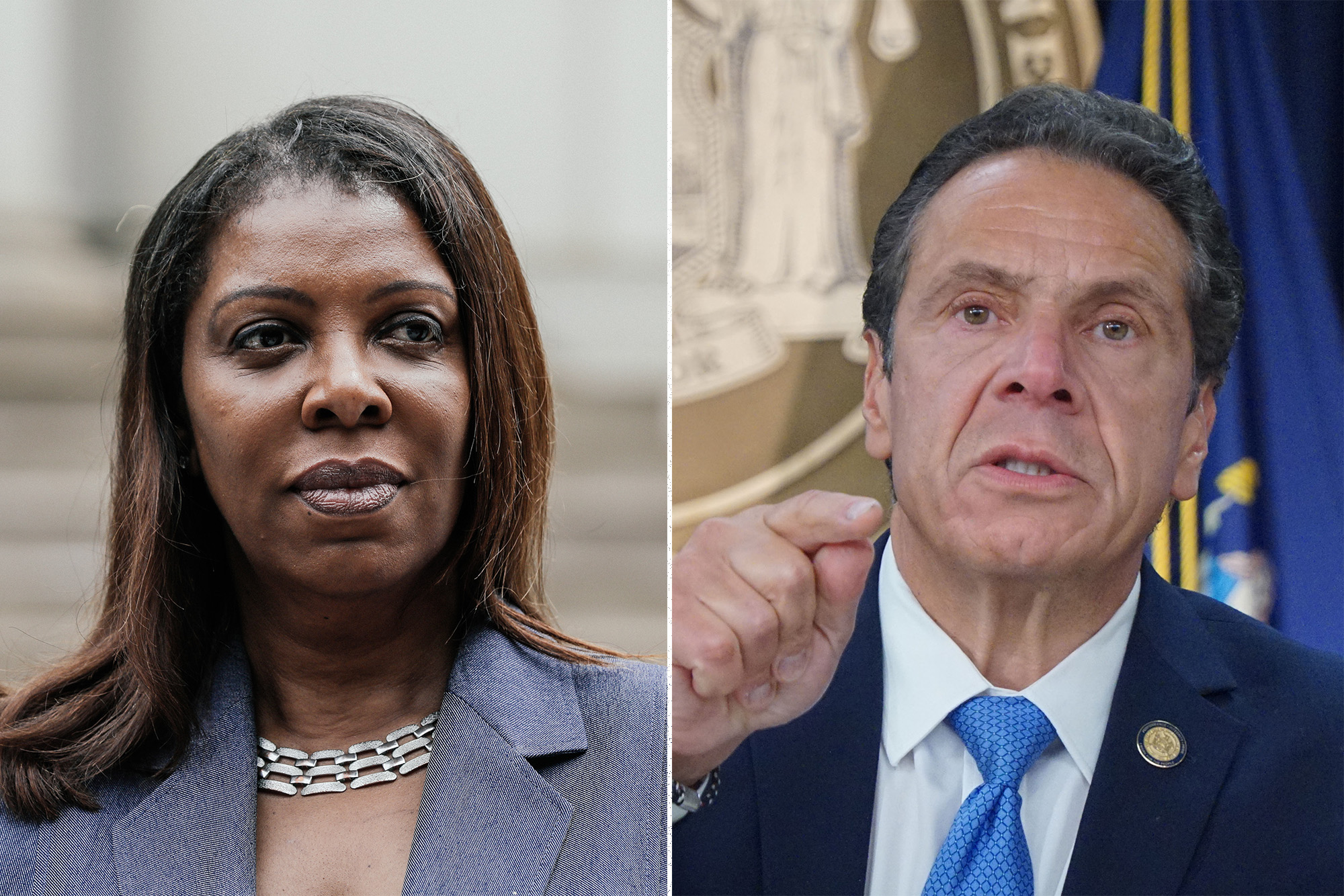 Her current term ends on january 1, 2023. Letitia James I Won T Take Orders From Andrew Cuomo As Attorney General