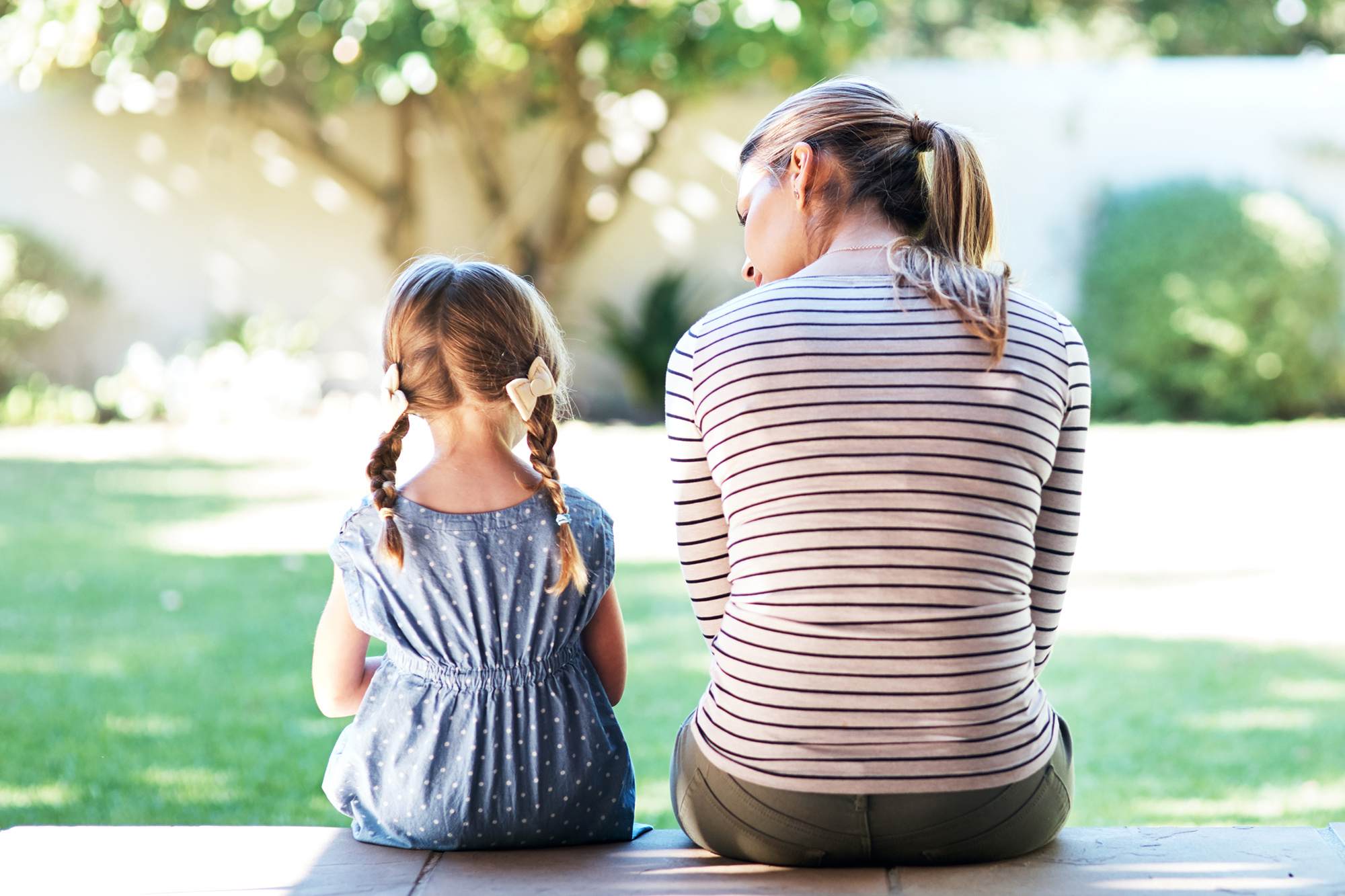 Most parents think their kids avoid talking to them
