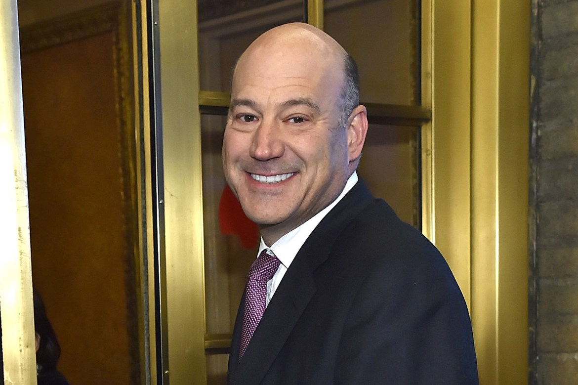 Gary Cohn joins IBM after leaving Trump administration 1