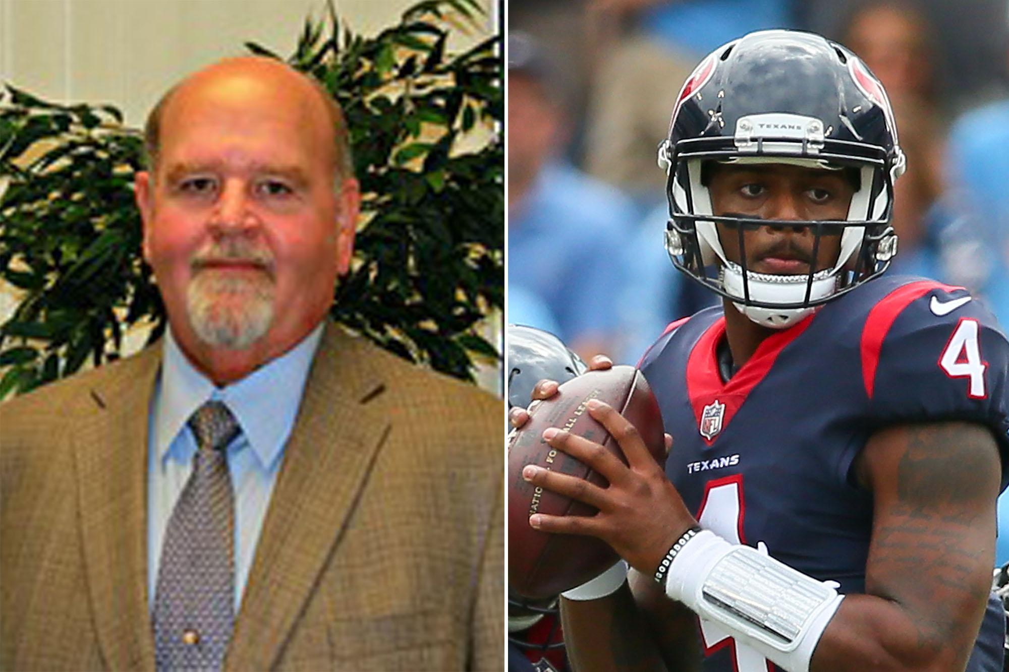 School superintendent on Texans star Deshaun Watson: You