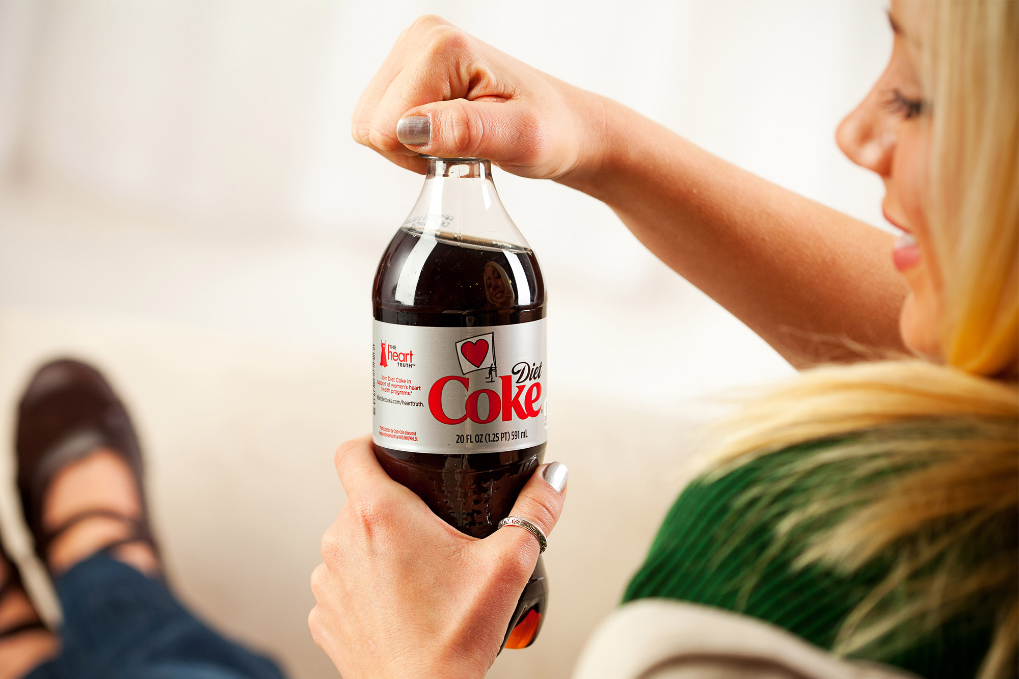 is diet soda bad when pregnant