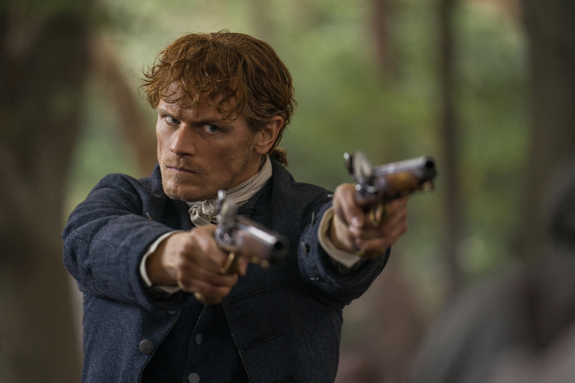 How Outlander Season 4 Moved To America Without Leaving Scotland