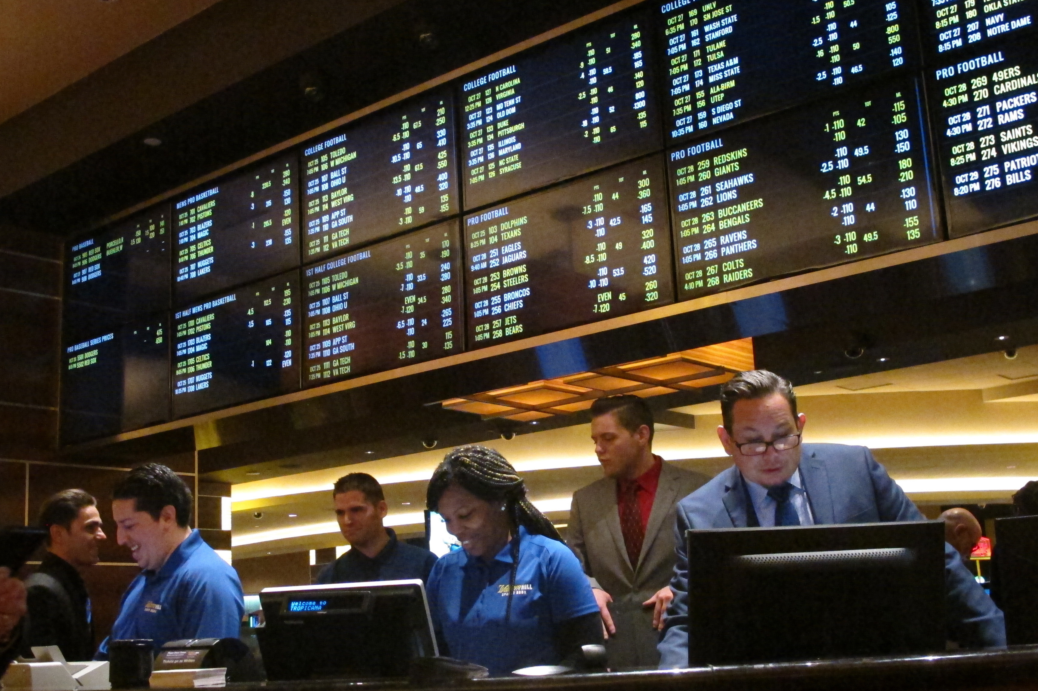 sports betting bust njuifile
