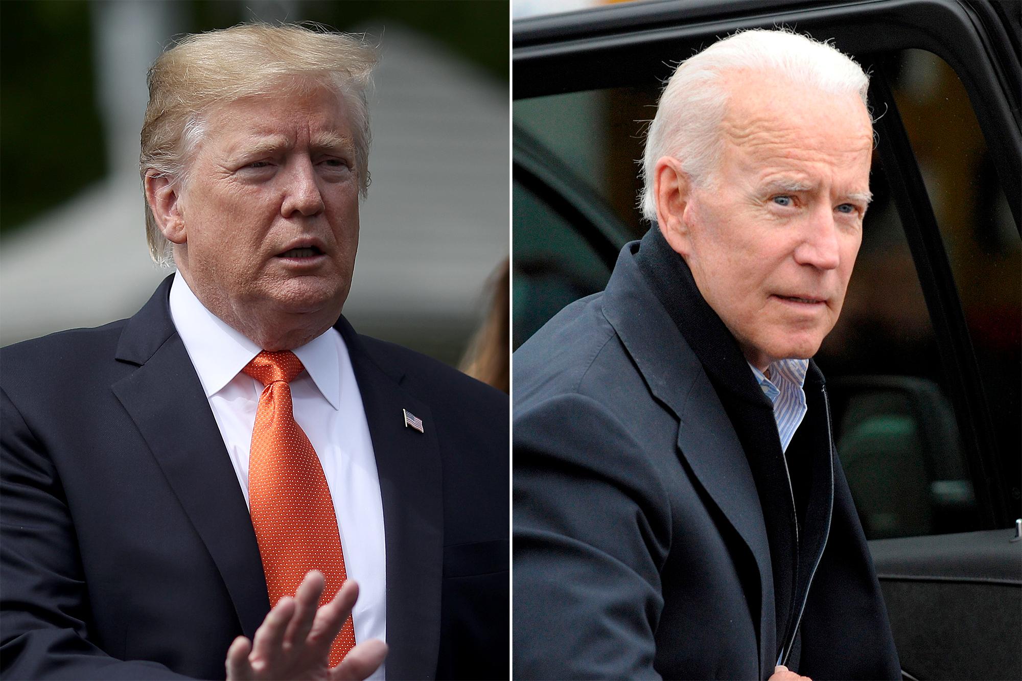 Trump I Am A Young Vibrant Man Who Can Defeat Biden